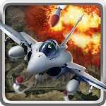 Ace Jet Fighter – Rocket Dodge Icon