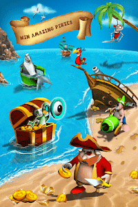 Coin Pusher: Pirate Booty v1.2.2 Mega Mod