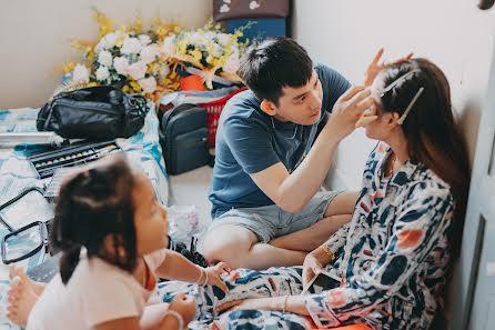 Fotografo di matrimoni Minh Lam Phan (minhlamphan89). Foto del 17.04.2021