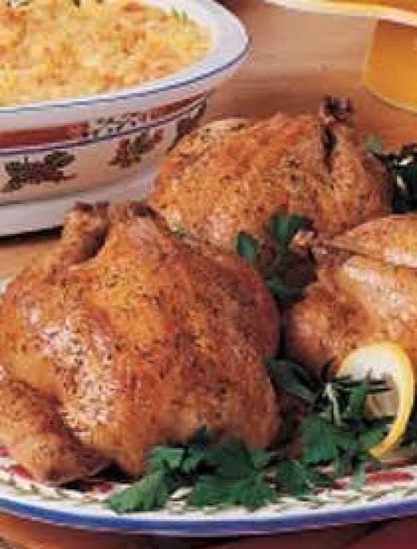 Roast Duckling Jubilee Recipe