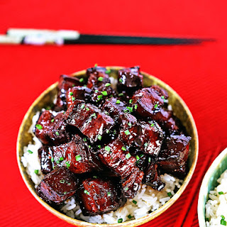 Szechuan Braised Pork Belly