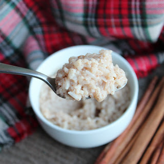 Instant Pot Sweet Rice.
