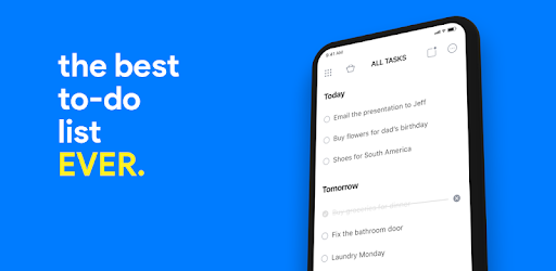 Any do: To do list, Calendar, Reminders & Planner - Apps on Google Play