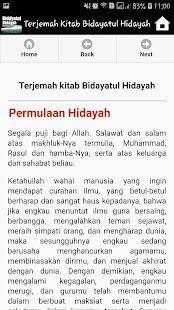 Download Bidayatul Hidayah Terjemahan For PC Windows and Mac apk screenshot 10