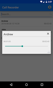Automatic Live Call Recorder- screenshot thumbnail