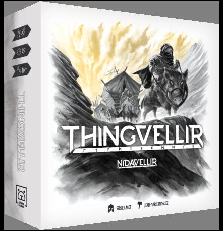 Nidavellir: Thingvellir - Expansion