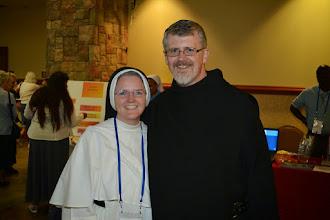 Photo: Fr. Joe and Sister