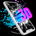 Parallax Background HD - Live Wallpapers 3D/4K icon