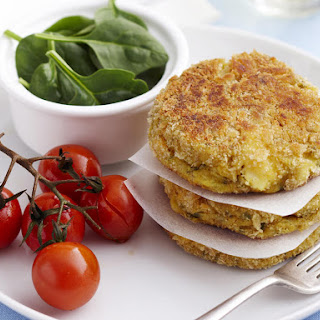 Curried Egg Patties.
