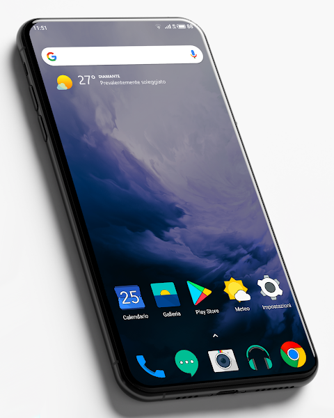 Download APK: OXYGEN – ICON PACK v13.5 [Patched]