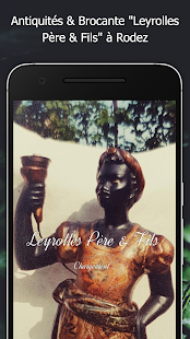 Antiquités Leyrolles - náhled