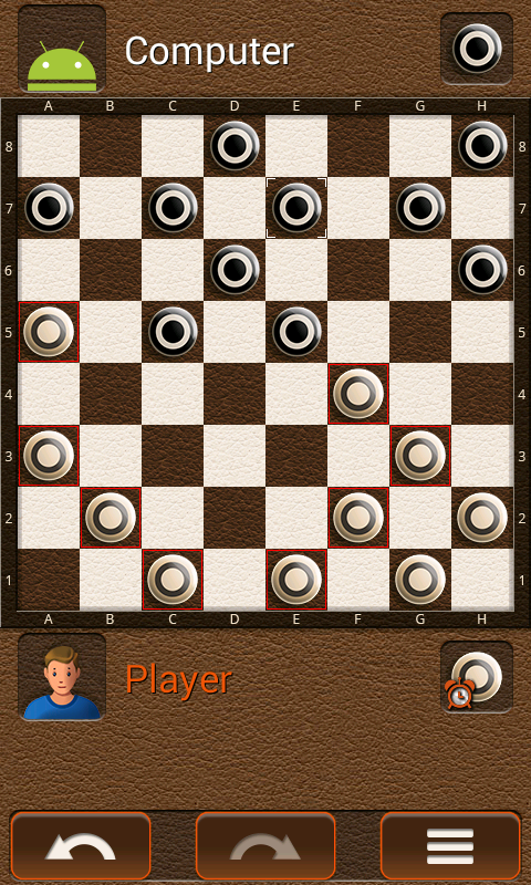 All-In-One Checkers – Capture d'écran