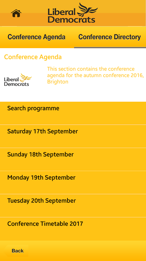 Lib Dem Conf- screenshot
