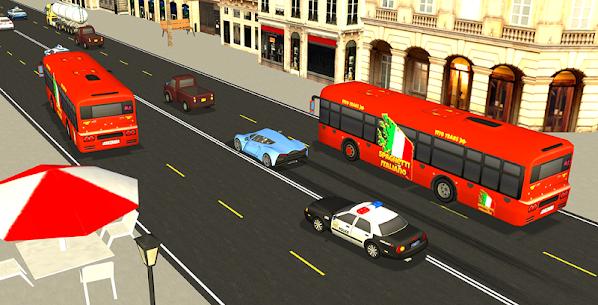Heavy Traffic Racer: Speedy 8