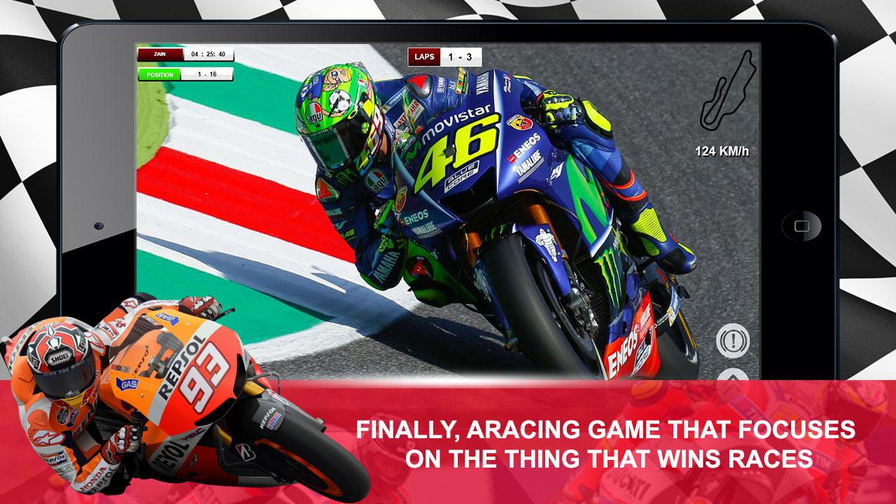 MotoGP Racer- screenshot