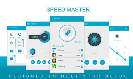 Speed Master - (Clean & Boost) 1.0.4 screenshot 382279