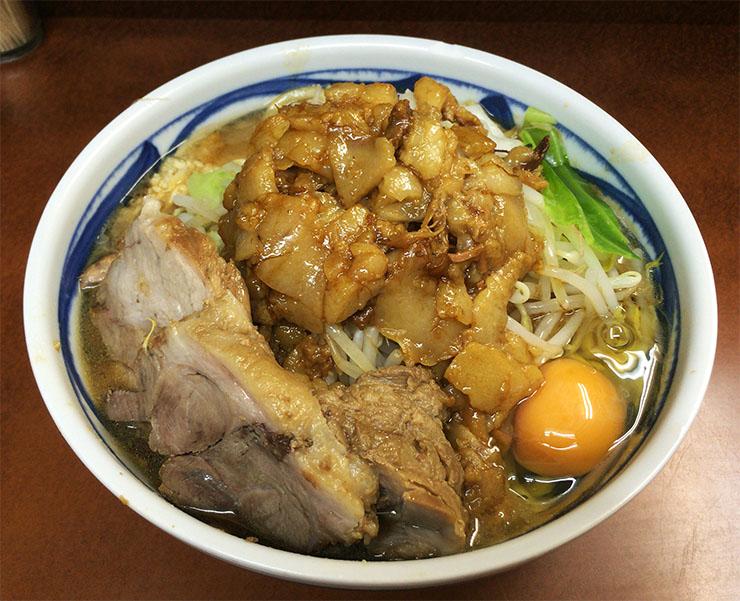 【二郎グルメ】麺を茹でるのが上手なラーメン二郎ランキング発表 / 2位は新潟店! 6位は神田神保町店