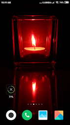 Candle Light  Wallpaper HD APK screenshot thumbnail 9