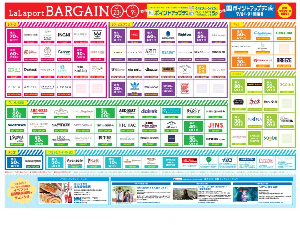 R09.【磐田】LaLaport BARGAIN02.jpg