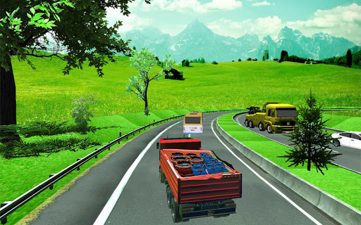 Speed Truck Driving 2016