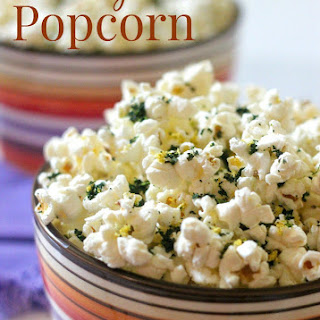Healthy Popcorn Snacks