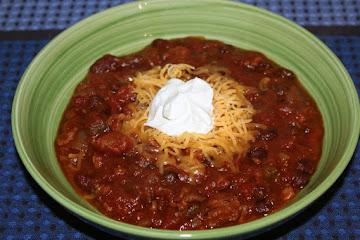 Crock Pot Pumpkin And Turkey Chili Recipe
