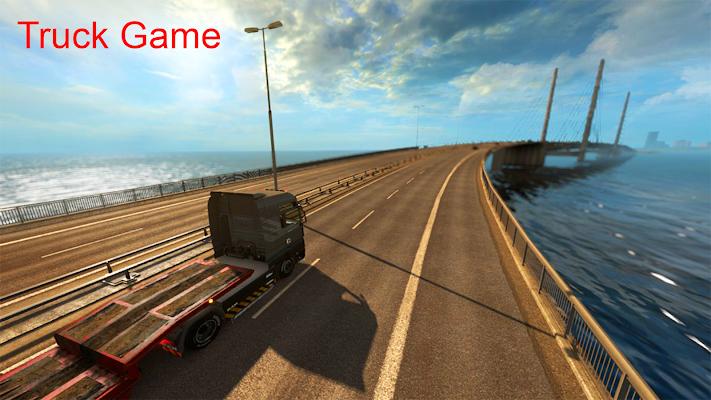 Tır Kereste Taşıma - screenshot