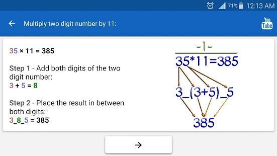 Download Math Tricks for Windows Phone apk screenshot 10