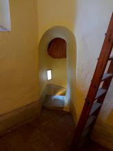 Photo: Vchod ze schodiště na kůr