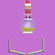Santa Fill 3D - Best relaxing puzzle casual game