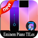 Eminem-Godzilla : Best Piano Tiles🎹 icon