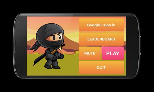 Ninja Man Runner Free
