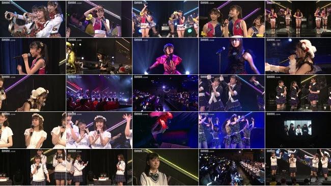 190121 (1080p) HKT48 チームTII「手をつなぎながら」公演 外薗葉月 生誕祭 DMM HD
