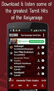 Top Ilaiyaraaja Tamil Songs 1.0.0.28 Mod + Data for Android 2