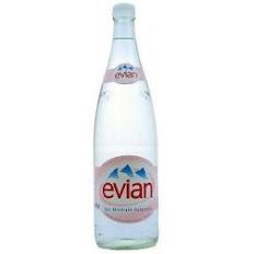 Evian / San Pellegrino 50cl