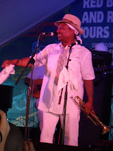 Photo: Kermit Ruffins and the Barbeque Swingers