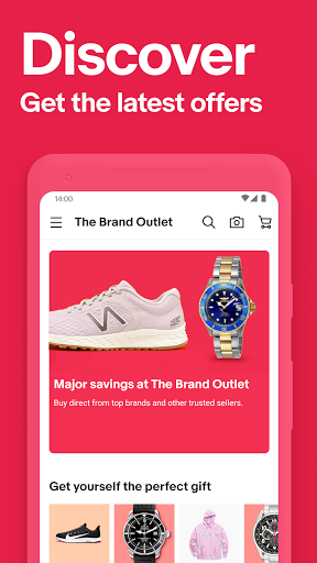 eBay - Buy, sell and discover deals on top brands screenshot 4