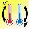 Simple Temperature Converter icon