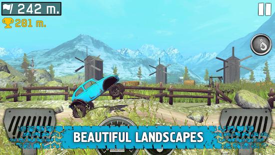 Ride to hill: Offroad Hill Climb- screenshot thumbnail