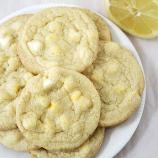 White Chocolate Chip Lemon Recipes