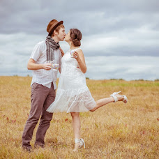 Bryllupsfotograf Anna Evgrafova (FishFoto). Bilde av 18.02.2013