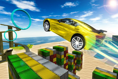 Download Extreme Stunts Tracks: Stunt Car Driving Games 19 For PC Windows and Mac apk screenshot 6