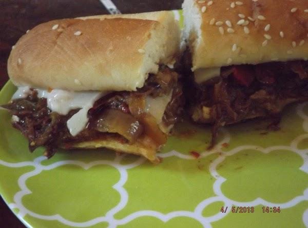 Shredded Italian Beef Recipe