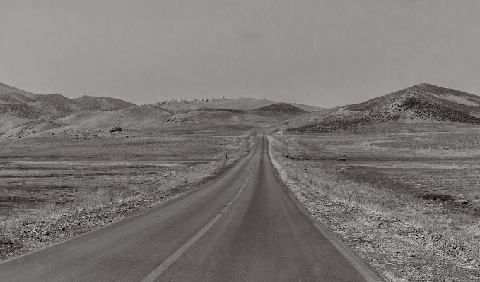 Morocco highways di Andrea Scuri
