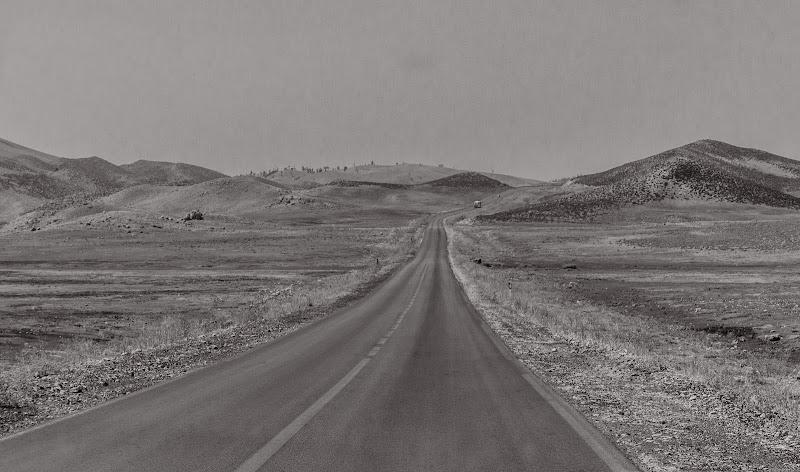 Morocco highways di Andrea Scuri