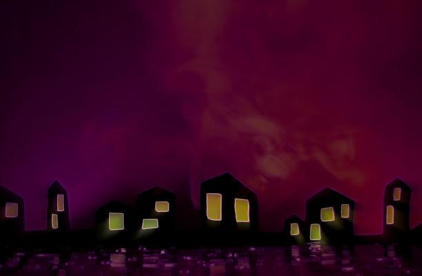 Notte in viola di Norasmind