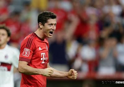 Le Bayern continue sa domination