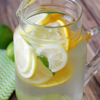 Citrus Bliss Infused Water.