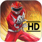 Power Rangers Wallpaper 4k icon