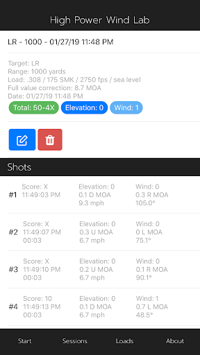 Screenshot for High Power Wind Lab in United States Play Store